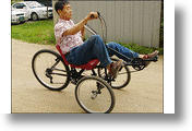 Hand and Foot Tricycle - Sports and Recreation Bike